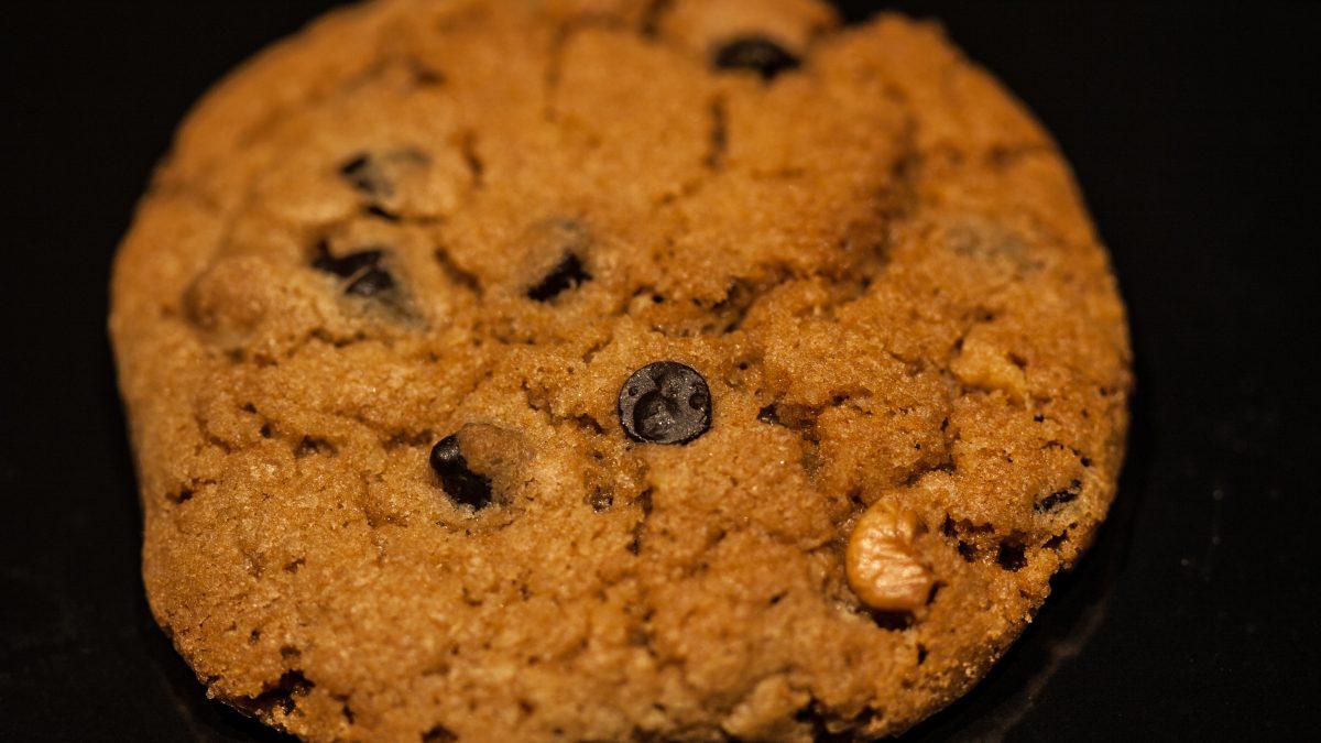 Cookies Being Baked